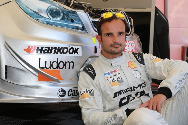 "Superstars International Series: Liuzzi, ""Bella stagione e campionato di grande livello"""