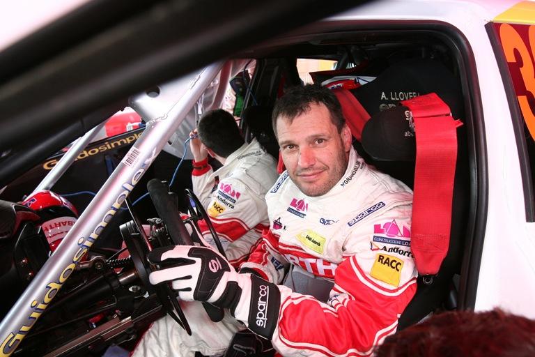 """Llovera, """"Contento di tornare nel WRC"""""""