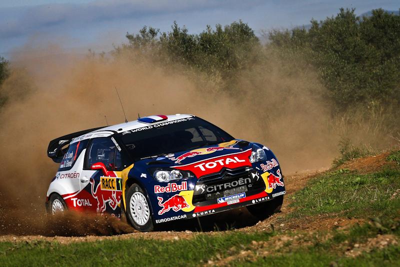 WRC- Séb Loeb il più rapido in Spagna