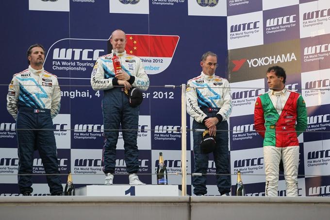 WTCC – Huff-Muller: il Mondiale si deciderà a Macao