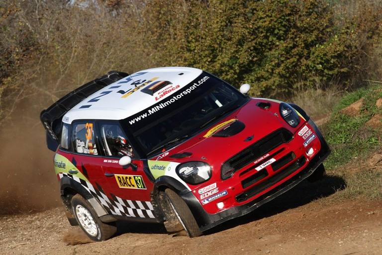 WRC – La Prodrive ringrazia Sordo