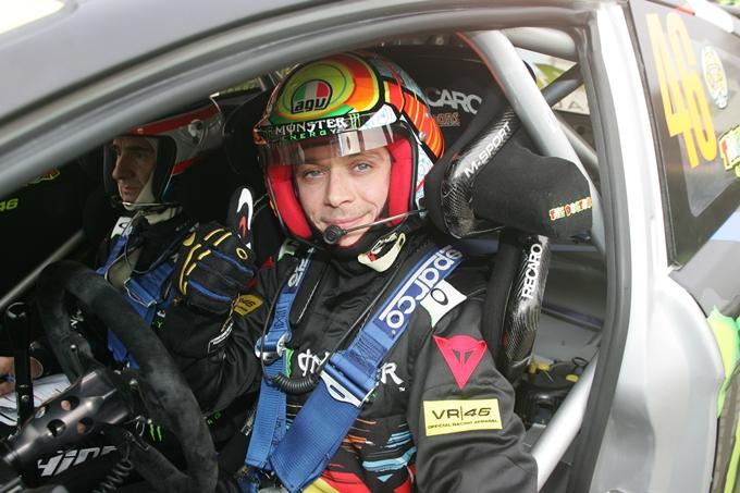 Valentino Rossi pigliatutto a Monza