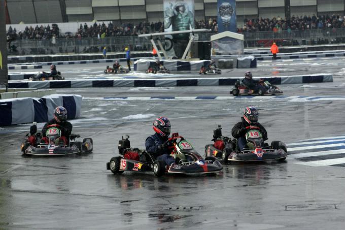 Shinji Sawada vince il Red Bull Kart Fight