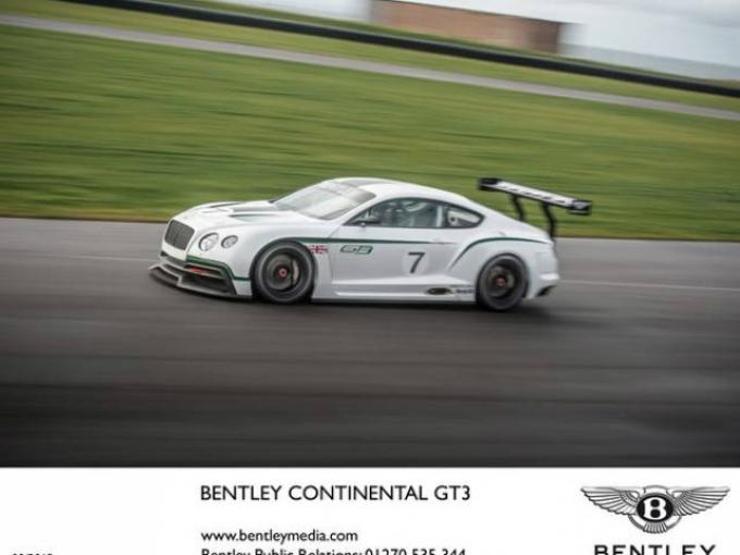 Bentley: un ritorno alle gare sempre più atteso