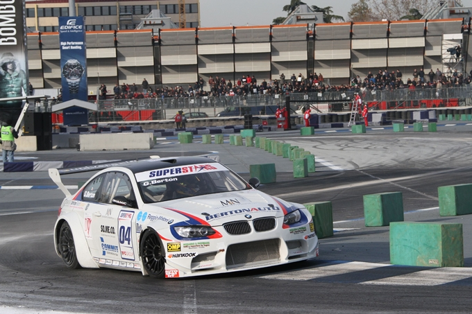 Superstars International Series – Al Motor Show di Bologna vince Berton
