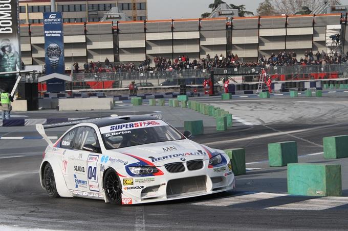 Superstars International Series – Al Motor Show di Bologna vince Berton