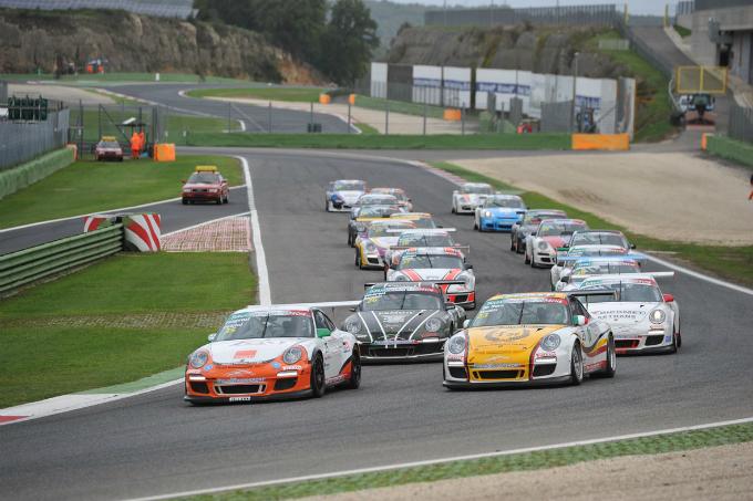 Targa Tricolore Porsche: definito il calendario