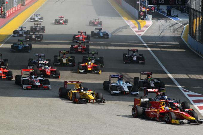 GP2 – Ufficializzato il calendario 2013