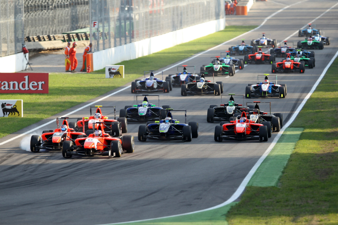 GP3 – Da Estoril ad Abu Dhabi: il calendario 2013