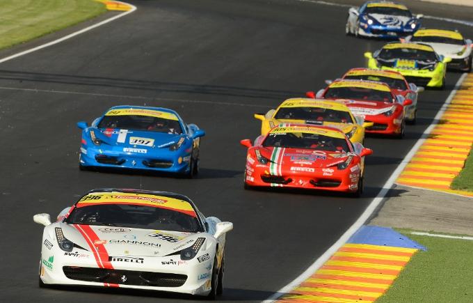 Ferrari Challenge: Un 2013 di novità