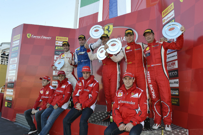 Balzan, Basov, Scheltema e Gobbo eletti Campioni del Mondo 2012