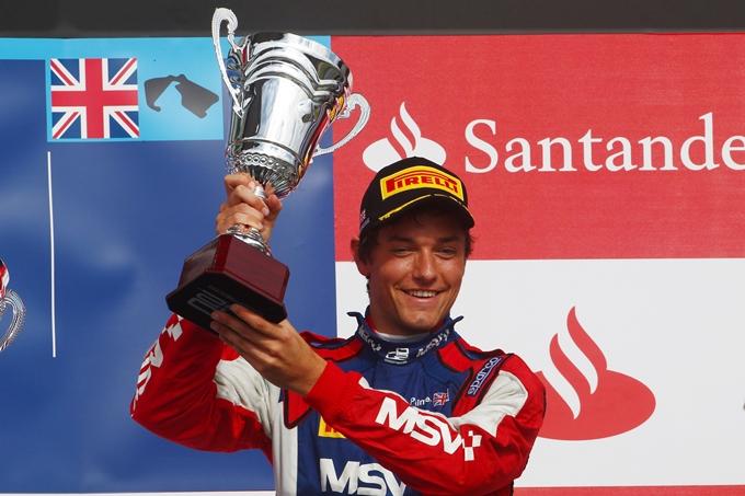 GP2 – La Carlin ha scelto Jolyon Palmer