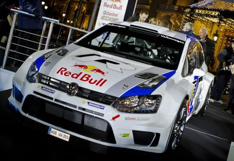WRC – Presentata la nuova Polo di Ogier e Latvala