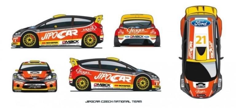 WRC – Prokop ancora con la Fiesta