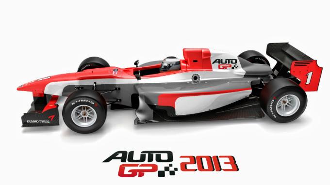 Auto GP – Presentata la monoposto 2013