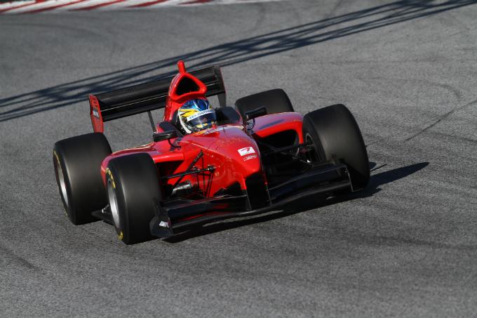 Giacomo Ricci strizza l'occhio all'Auto GP