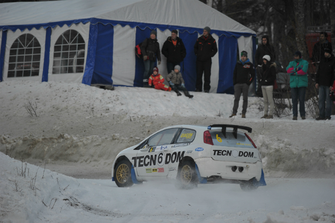 ICE SERIES – In pista a Pragelato