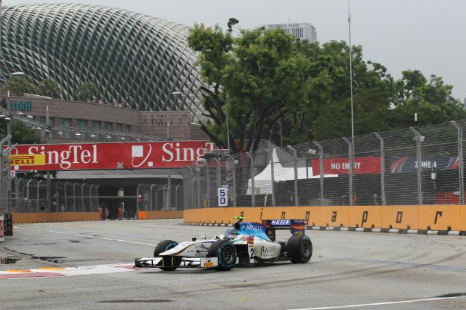 GP2 – Rosenzweig al team Addax