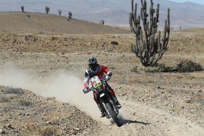 Dakar 2013 – Joan Barreda Bort mette la firma sulla 2° tappa