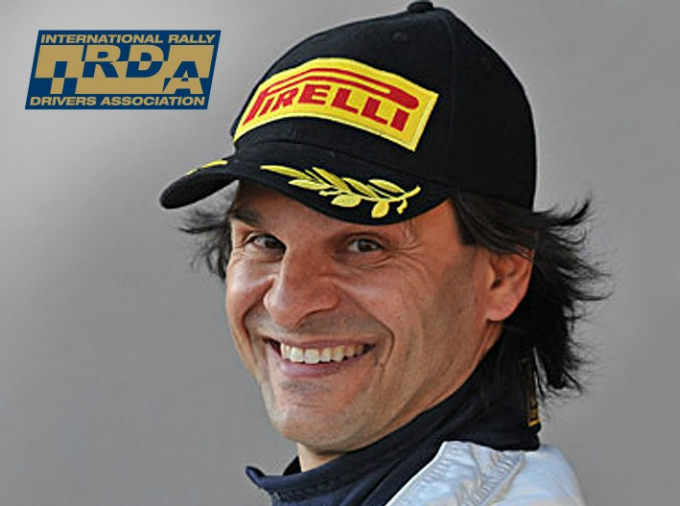 Andreucci al top del Rally Ranking italiano 2012