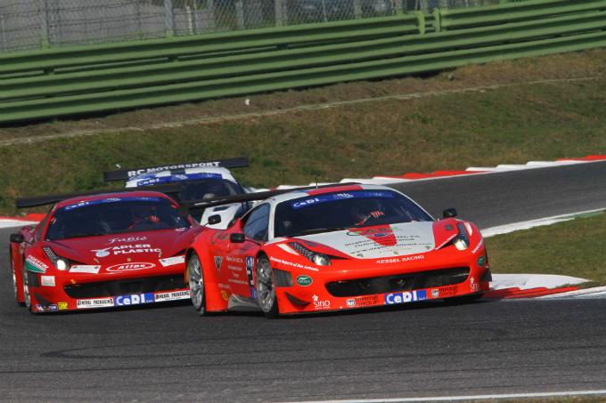 Super Cars Italian Series in Italia nel 2013