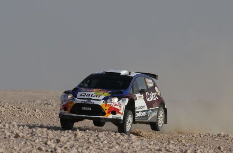Al Qatar International Rally vittoria di Al-Attiyah