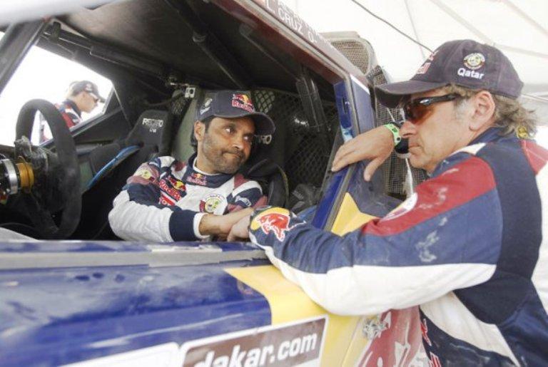Dakar 2013 – Auto: Sesta tappa ad Al-Attiyah