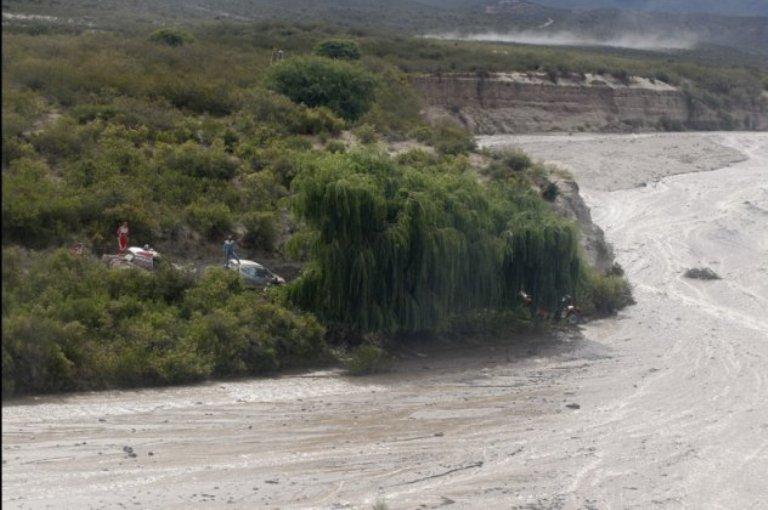 Dakar 2013 – Auto: Sotto il diluvio primo Chicherit