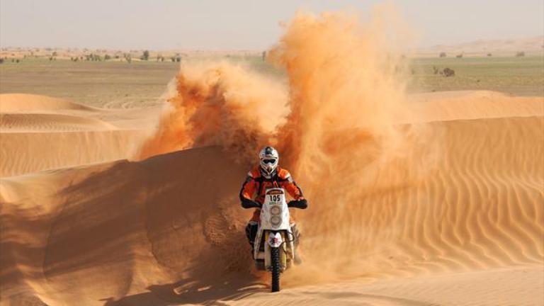 Dakar 2013 – Deceduto per incidente il motociclista Bourgin