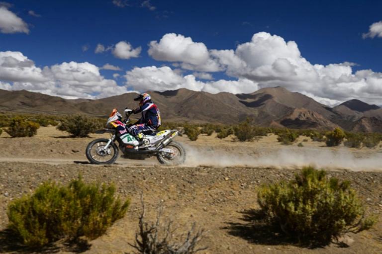 Dakar 2013 – Moto: Prima vittoria per Kurt Caselli