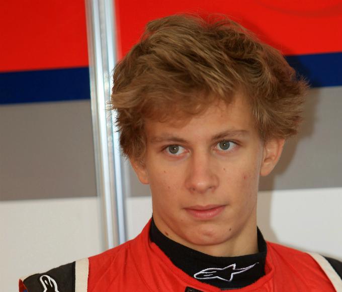 GP3 – David Fumanelli e Trident: uniti nel 2012