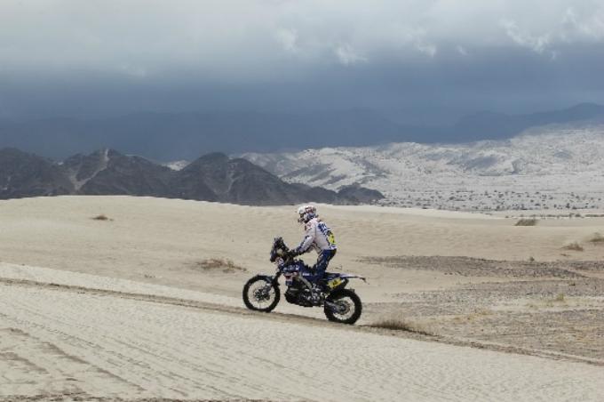 Dakar 2013 – Nelle moto è il turno di Verhoeven