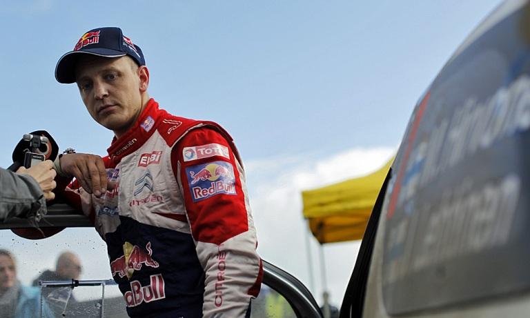 WRC – Incidente per Hirvonen durante i test pre Montecarlo
