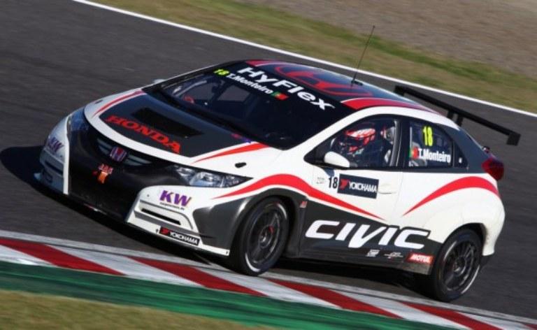 WTCC – Presentata la nuova Honda Civic 1600 turbo