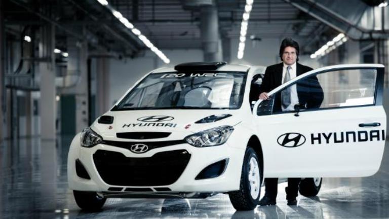 WRC – Nuovi dettagli sull'ingresso di Hyundai nel mondiale