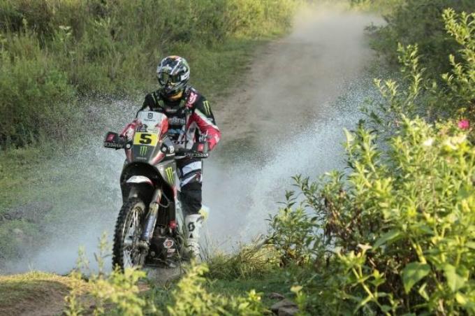 Dakar 2013 – Moto, Joan Barreda pigliatutto