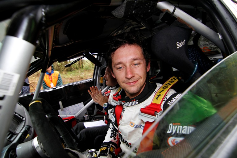 WRC – Michal Kosciuszko sale di categoria