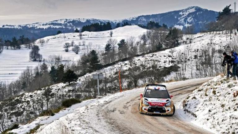 WRC – Séb sempre davanti