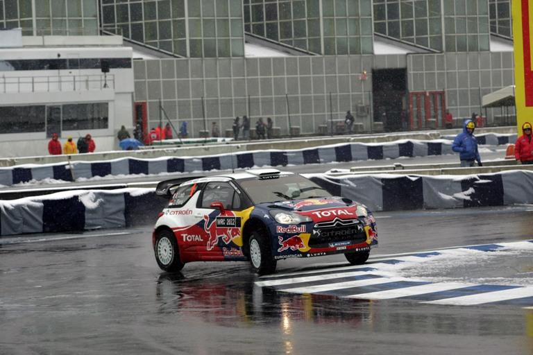 """WRC – Loeb, """"Sarebbe bello continuare con Citroën anche nel WTCC"""""""