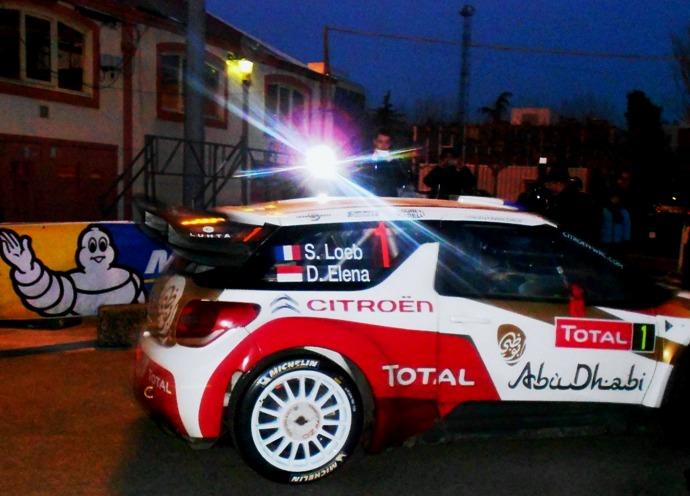 WRC – L'Extraterrestre allunga
