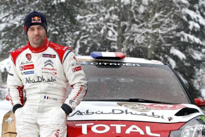 WRC – Sebastien Loeb, re di Montecarlo