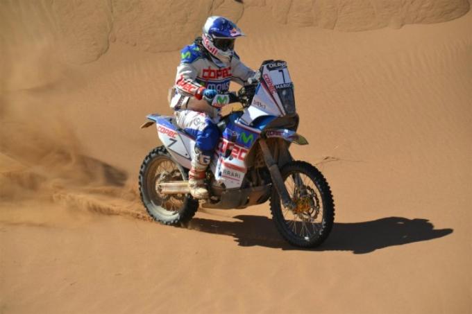Dakar 2013 – Doppietta di Lopez, Despres leader nelle moto