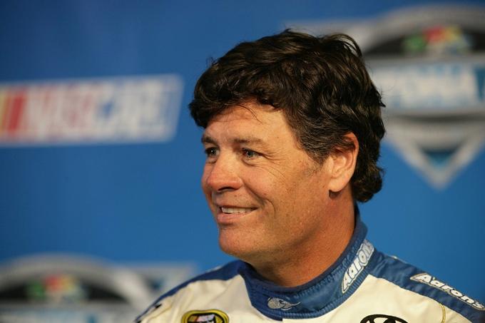Michael Waltrip pronto per la 500 Miglia di Daytona