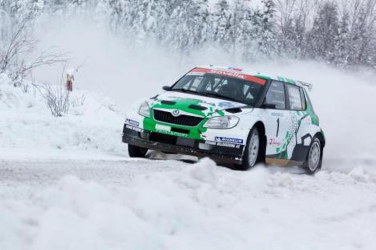 WRC – Mikkelsen secondo in Lapponia