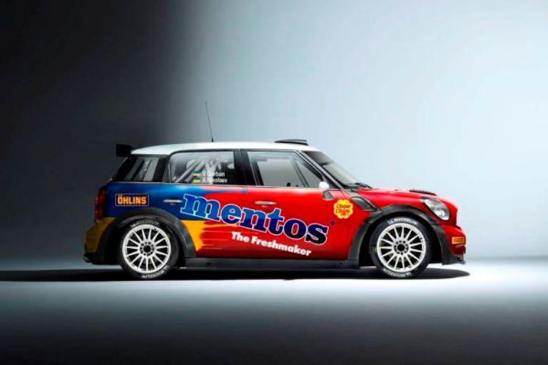WRC- Due Mini S2000 per il team Mentos Acania nel WRC2