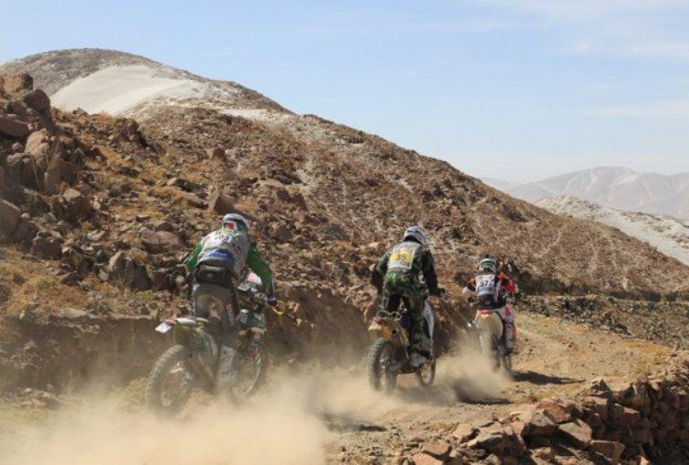 Dakar 2013 – La quinta tappa nelle moto è di Casteu
