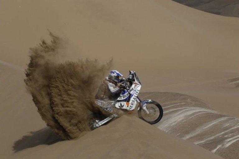 Dakar 2013 – Moto: Vittoria di Chaleco Lopez