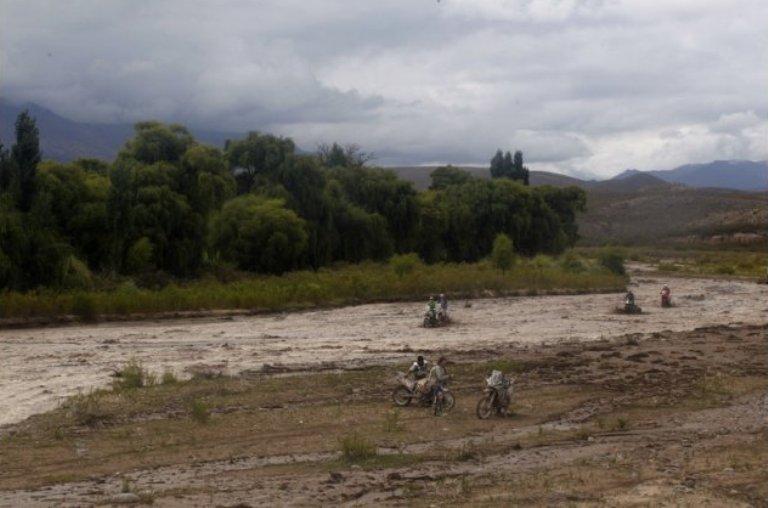 Dakar 2013 – Moto: Ottava prova a Barreda
