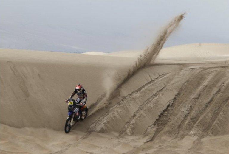 Dakar 2013 – Moto: Nell'undicesima tappa bis di Caselli