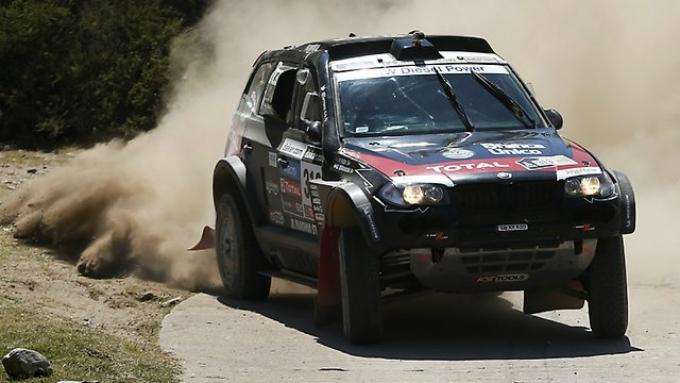 Dakar 2013 – Nelle auto Terranova fa sua la 10a tappa